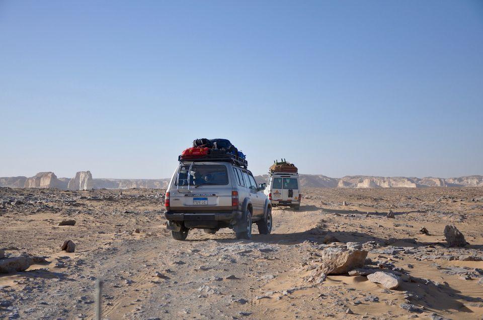 overlanding off-road adventure travel