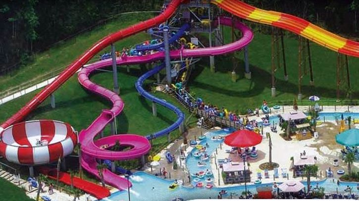 Grand Paradise Waterpark Mississippi