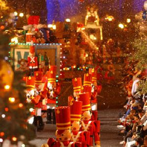 Disney Christmas - Photos from the Disney World Theme Parks