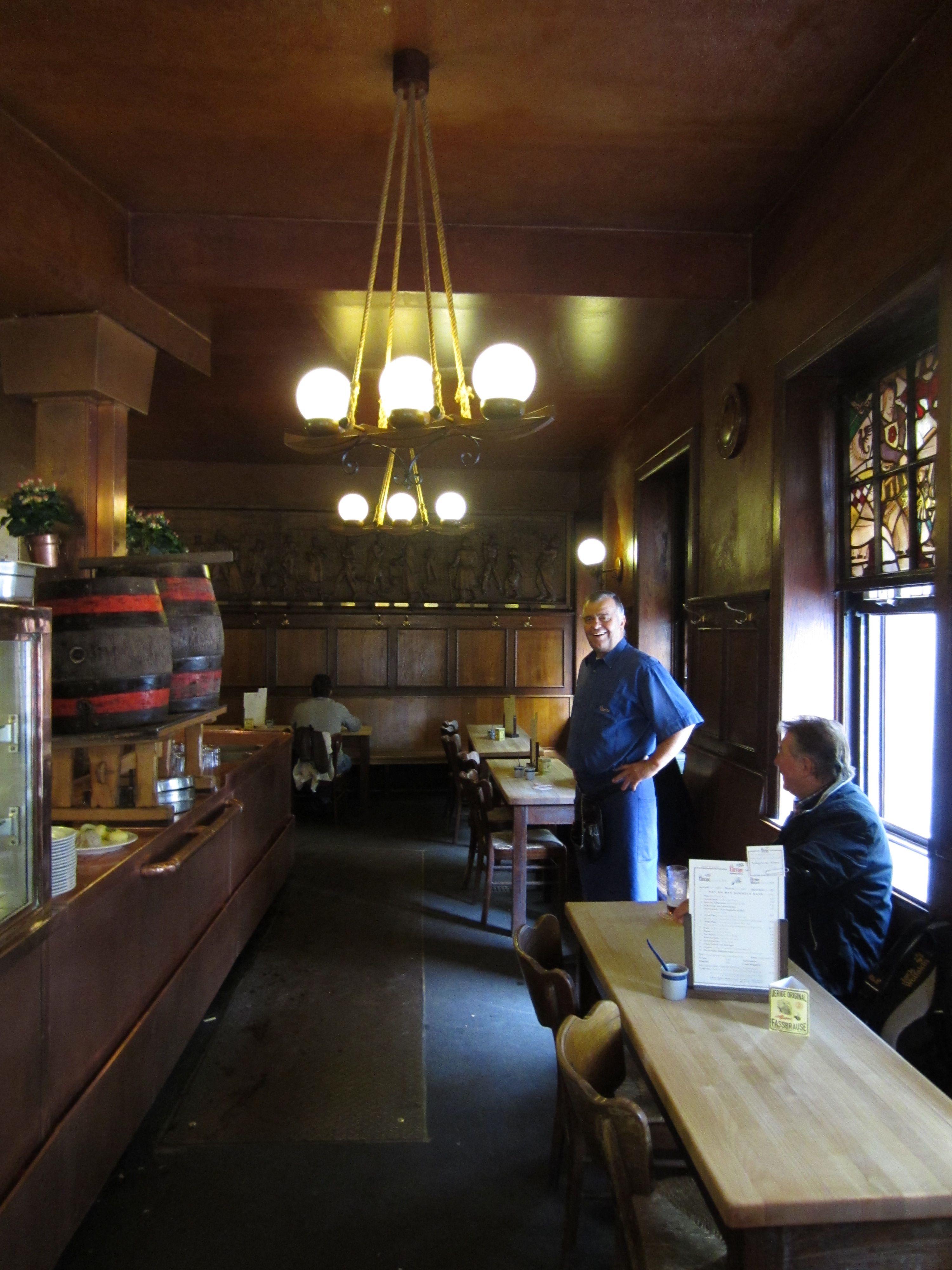 Uerige Pub Dusseldorf