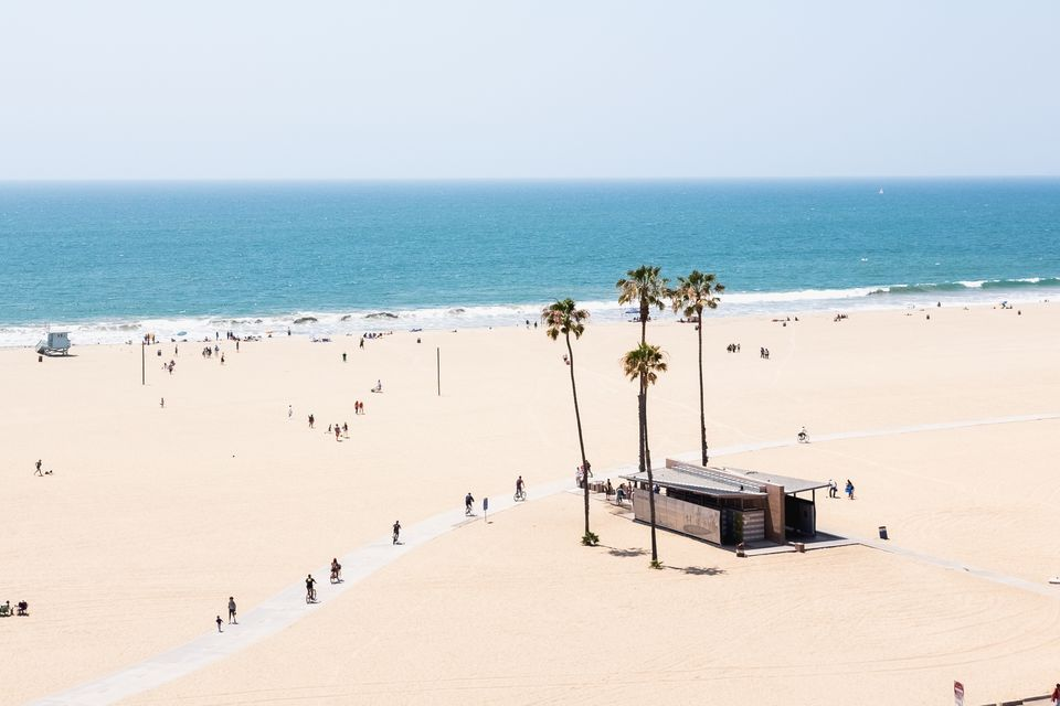 A Complete Guide To Los Angeles Santa Monica Beach