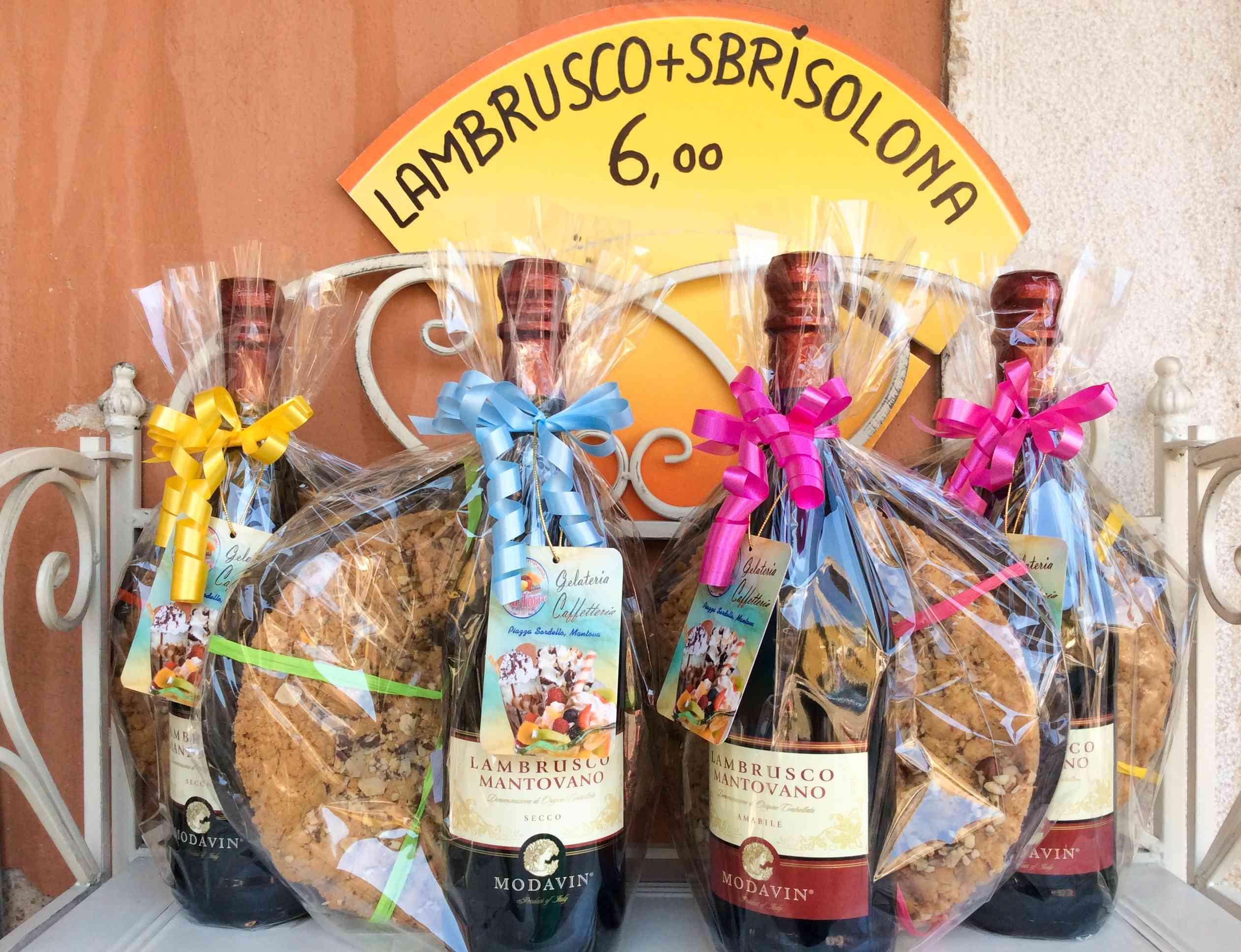 Lambrusco for sale in Mantua