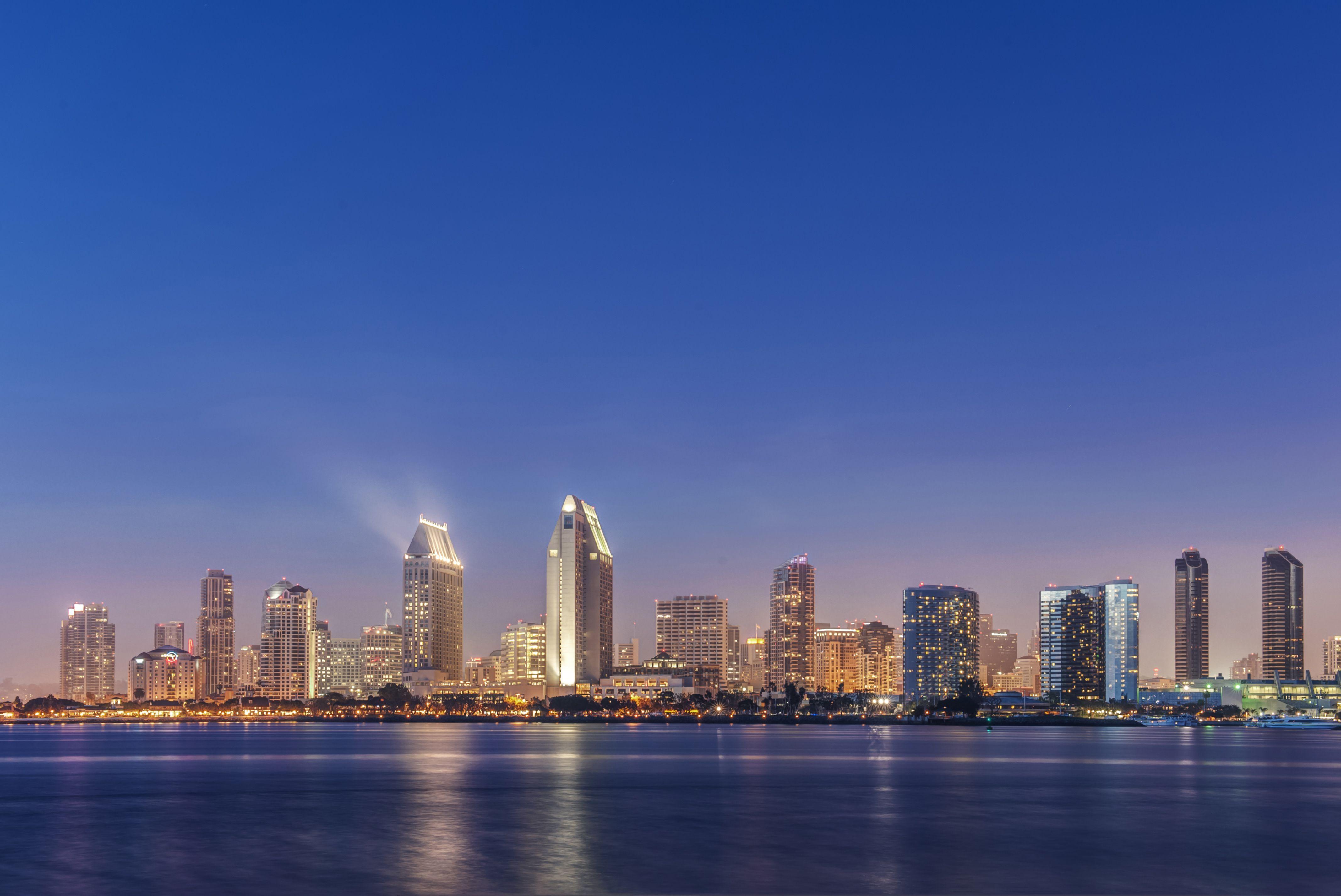 Downtown San Diego Photos A Visual Tour