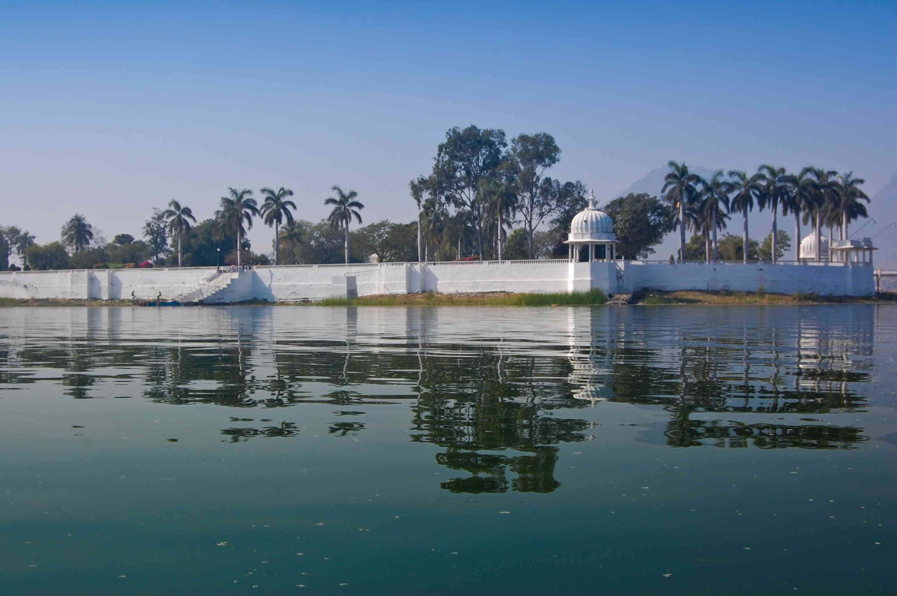 Nehru Park, Udaipur.