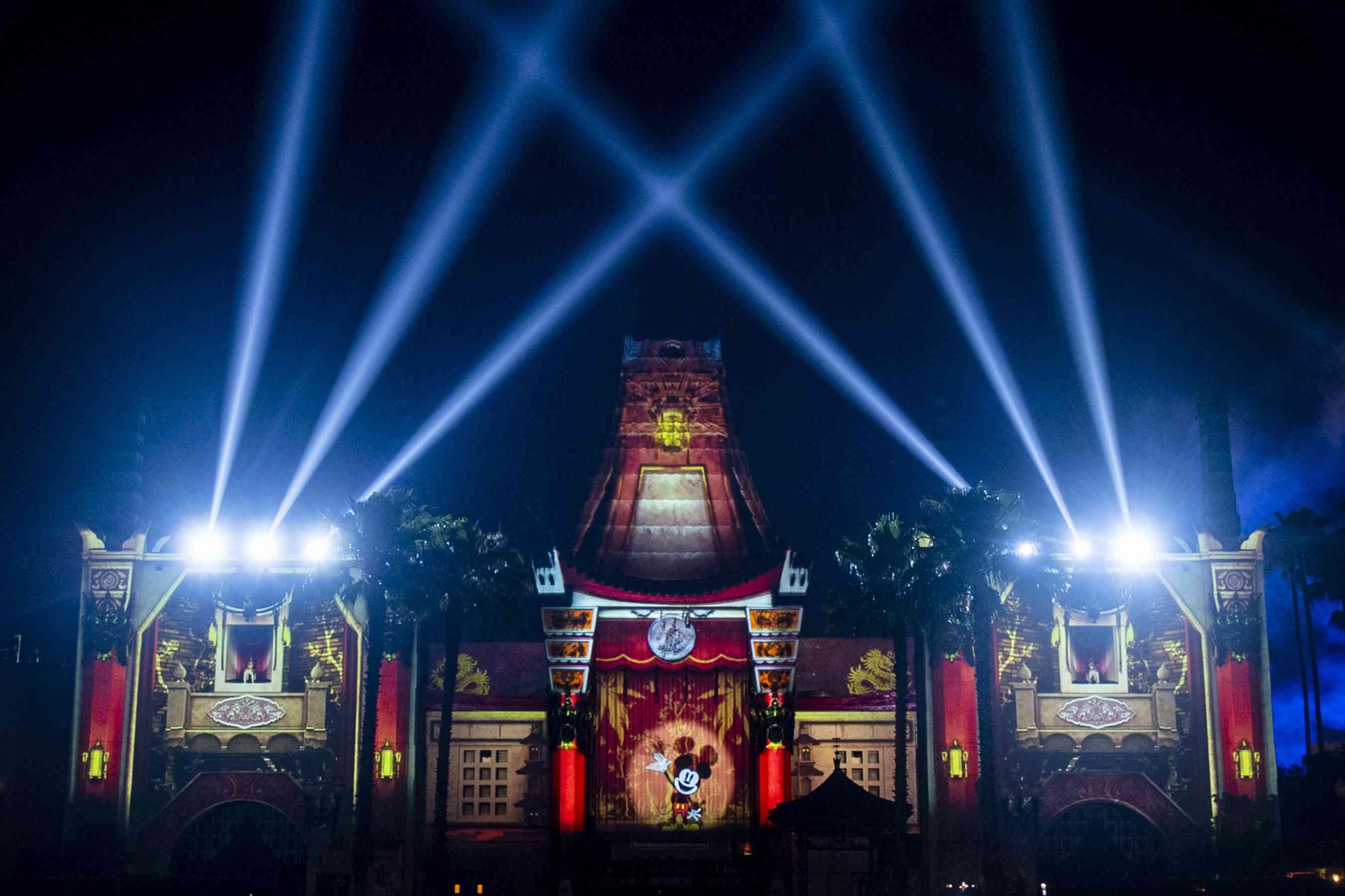 Nighttime Shows at Disney's Hollywood Studios