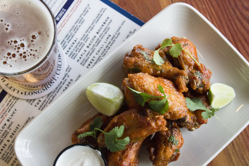 Where To Get The Best Hot Chicken Wings In Minneapolis