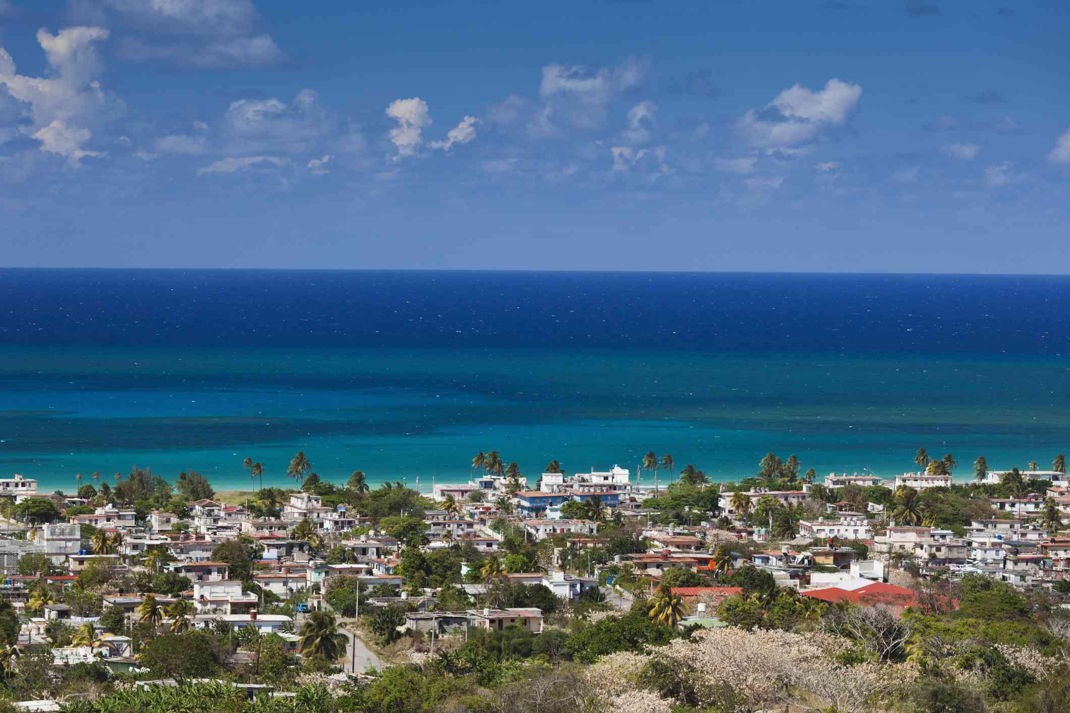 Cuba, Havana Province, Playas del Este beaches