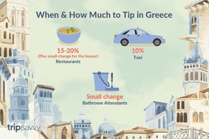 When & How Much to Tip in Greece