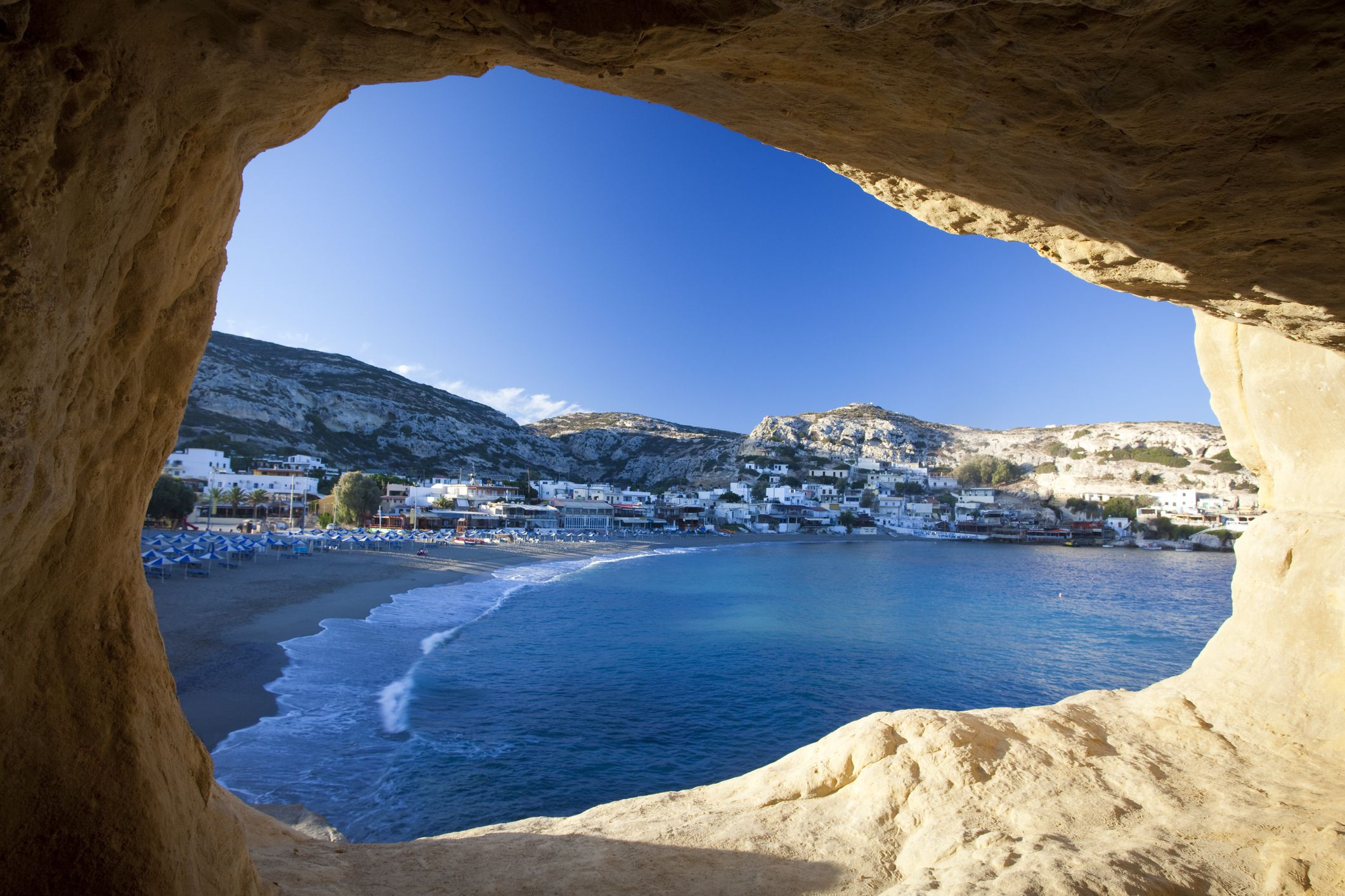 Romantic Crete