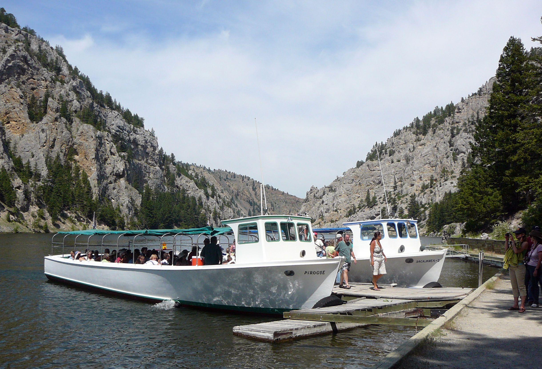 The Gates of the Mountain Boat Tour