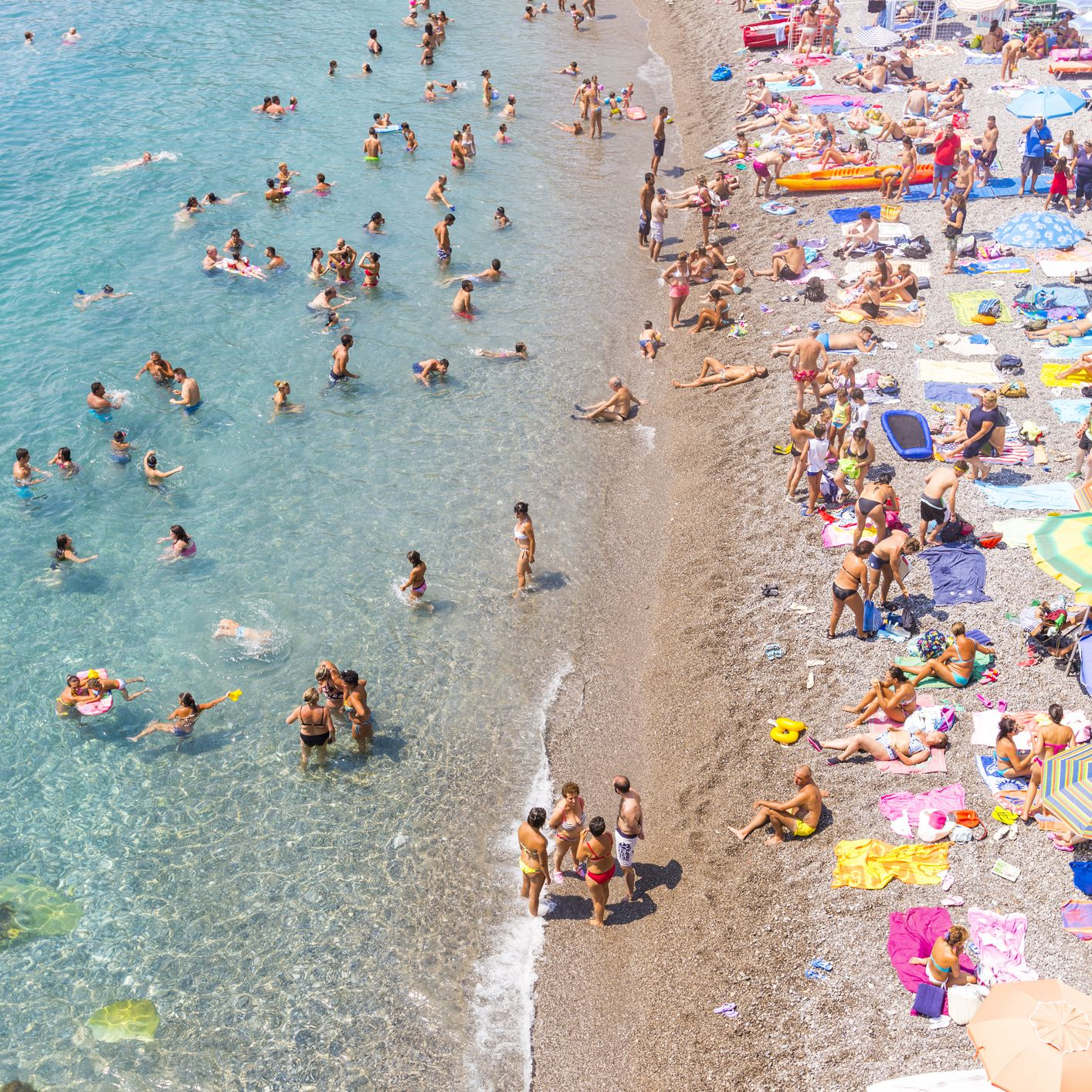 The 10 Best Beaches on the Amalfi Coast