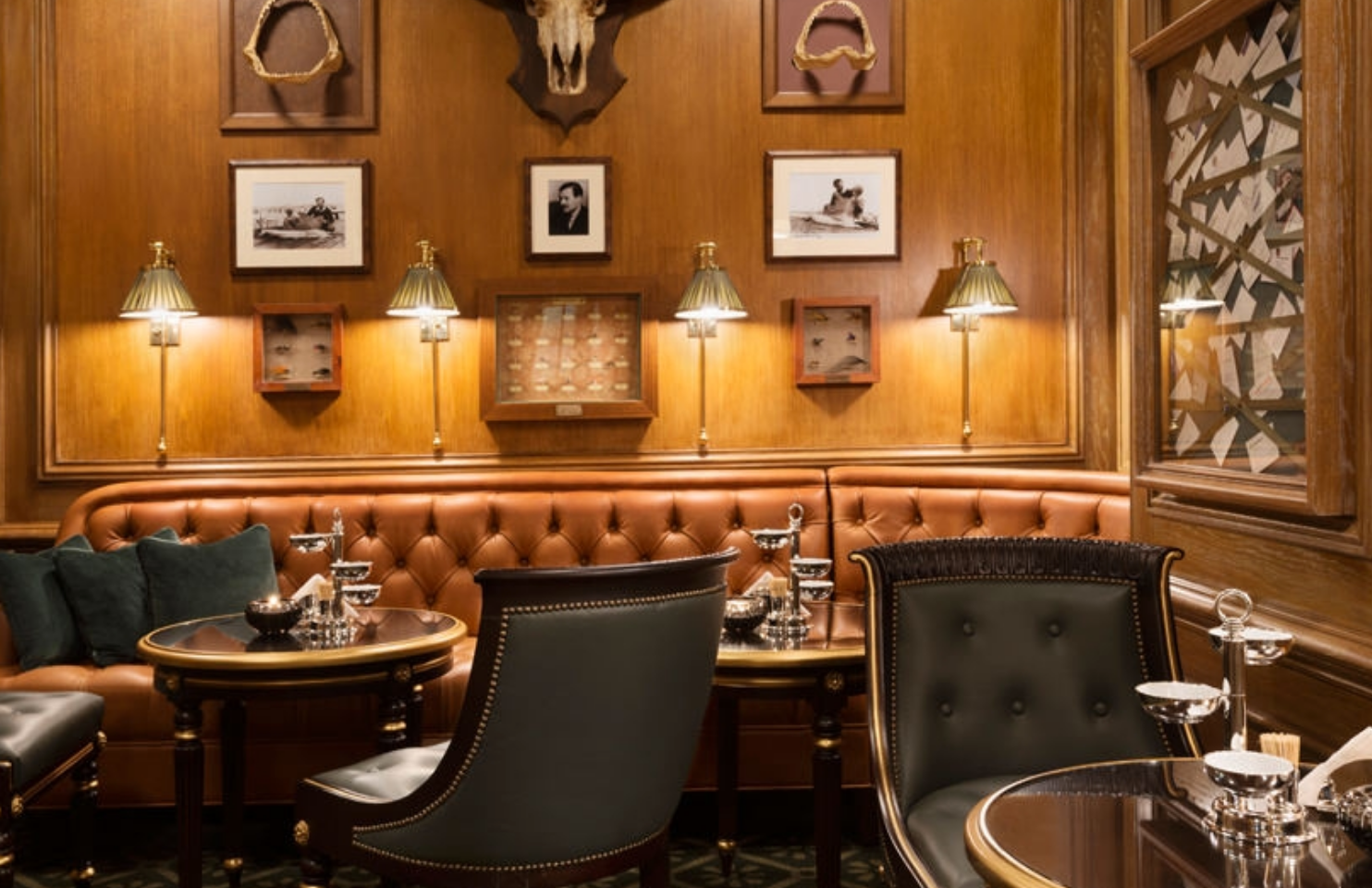 Hemingway Bar at The Ritz
