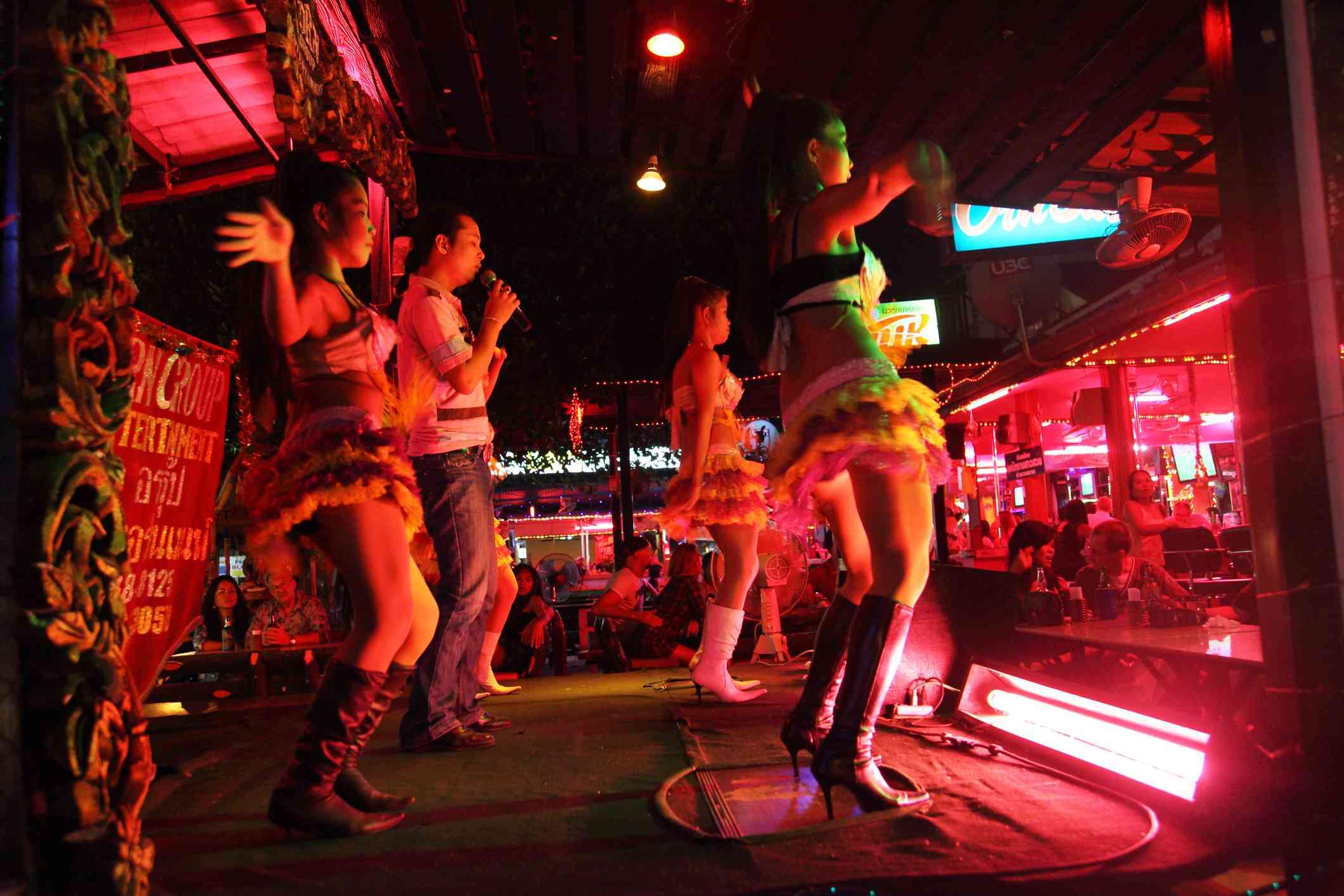 Bars pattaya Pattaya Soi