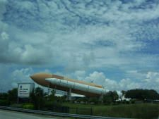Kennedy Space Center - Photo © Teresa Plowright.
