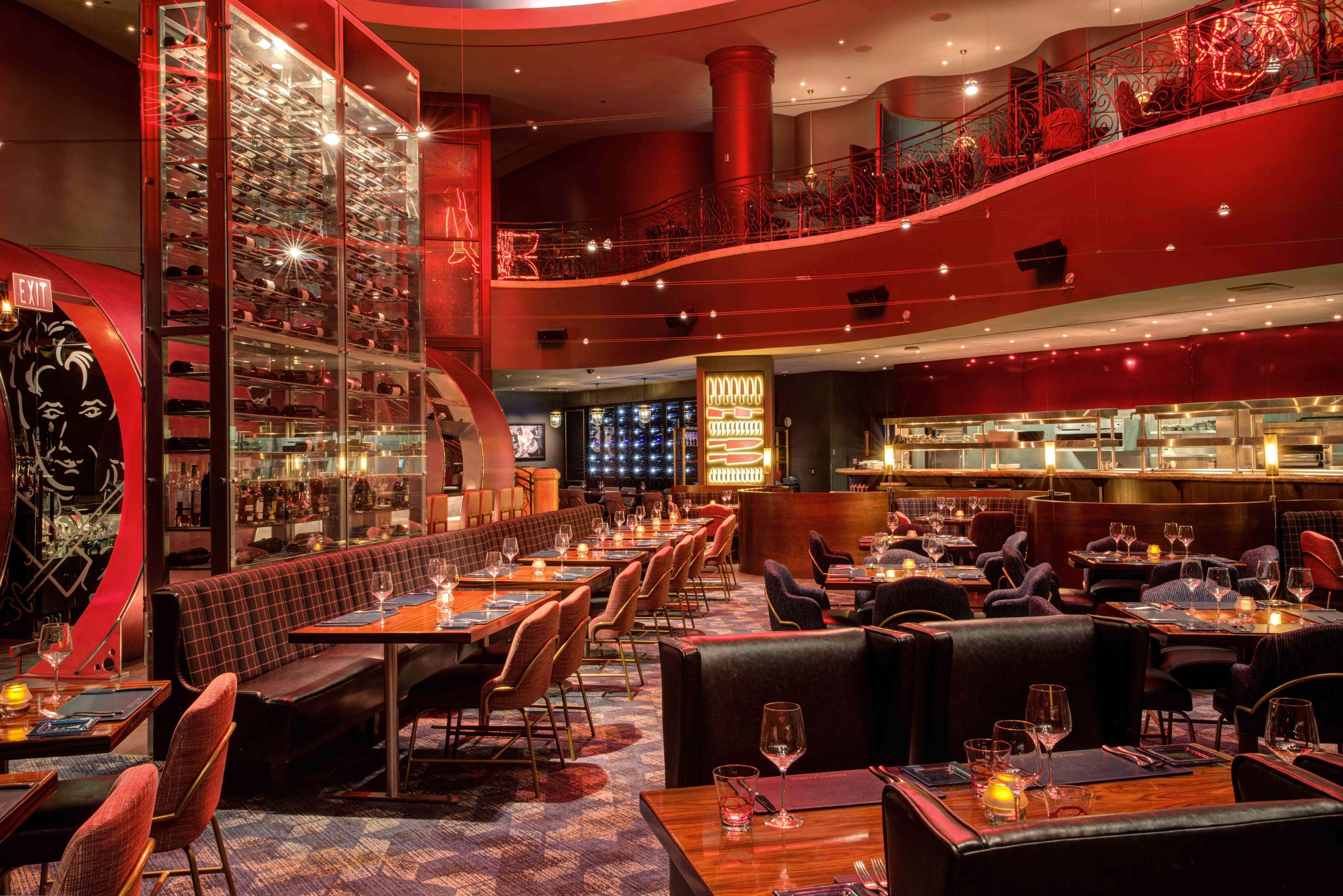 Where to Eat Thanksgiving Dinner in Las Vegas
