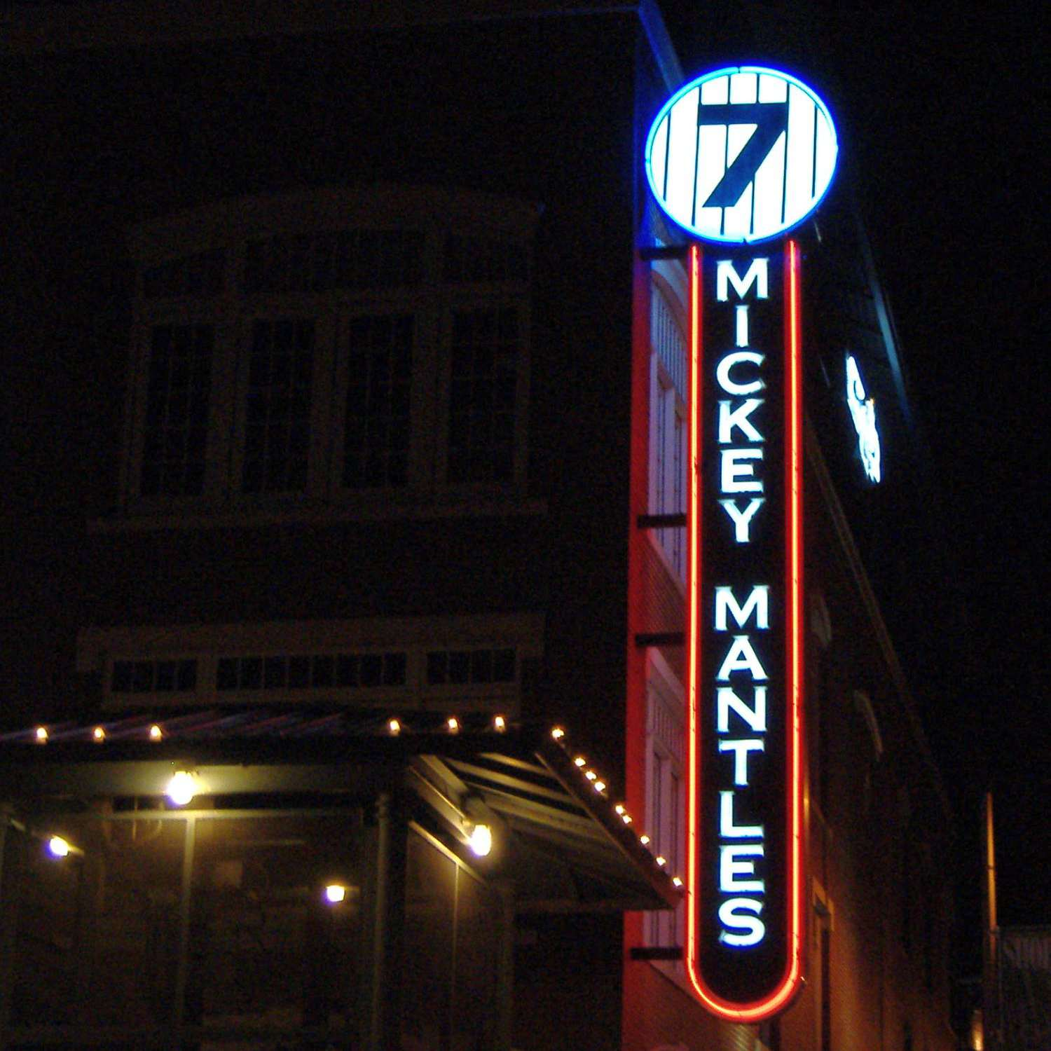 Mickey Mantle's Steakhouse Bricktown