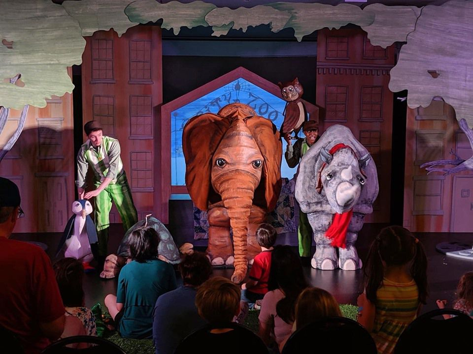 Performance at Children's Theatre of Charlotte