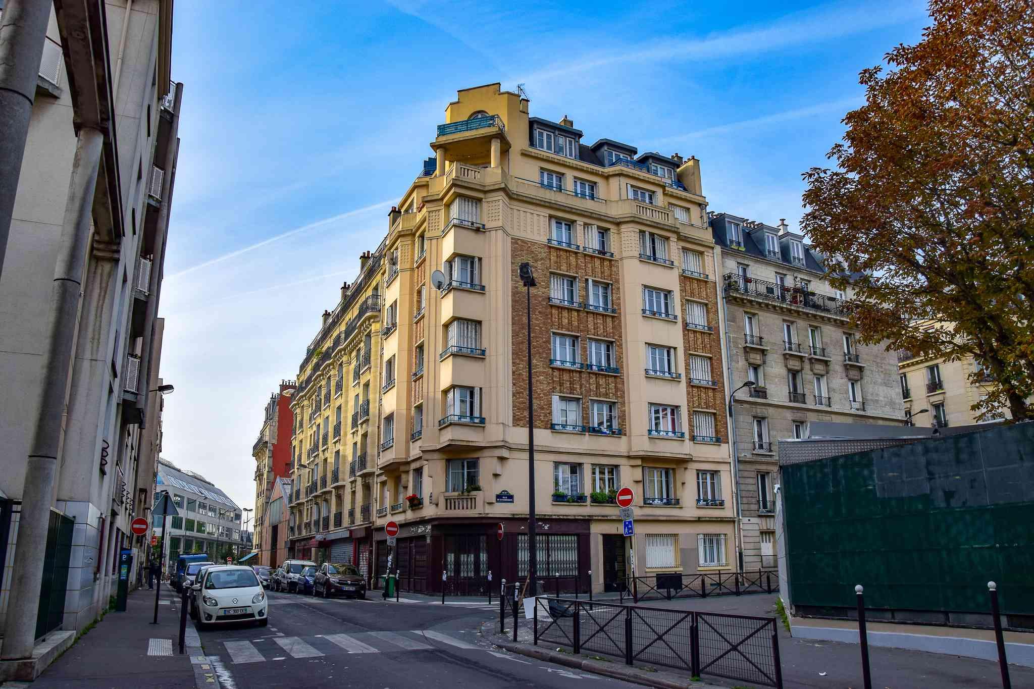La Chapelle, Paris, France
