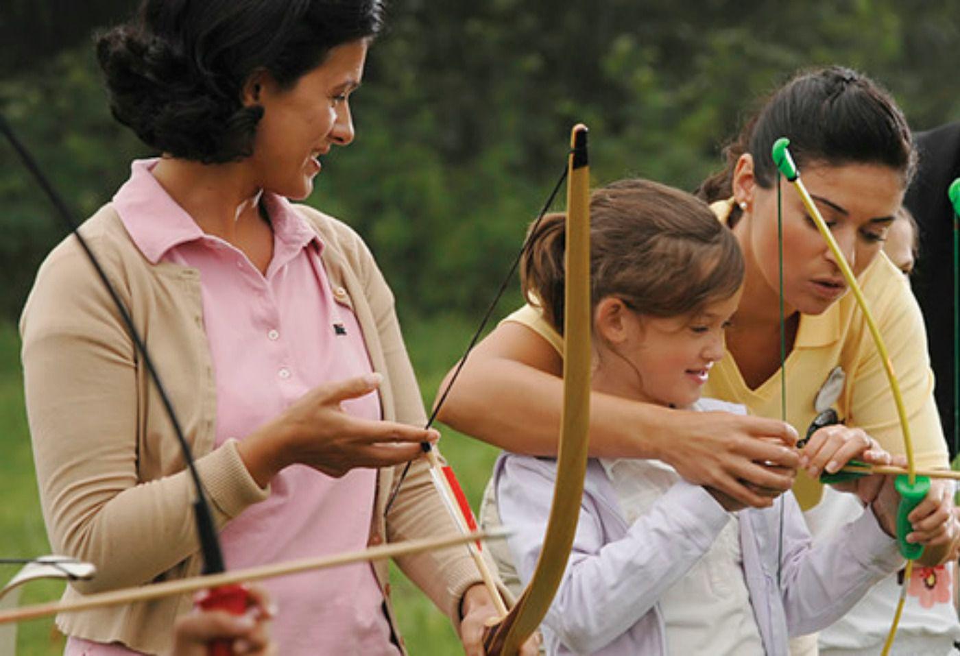 Disney World Archery