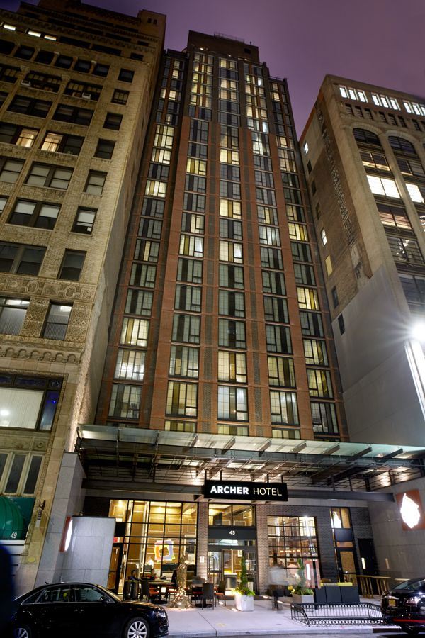 Thickness  Hotels New York Hotel