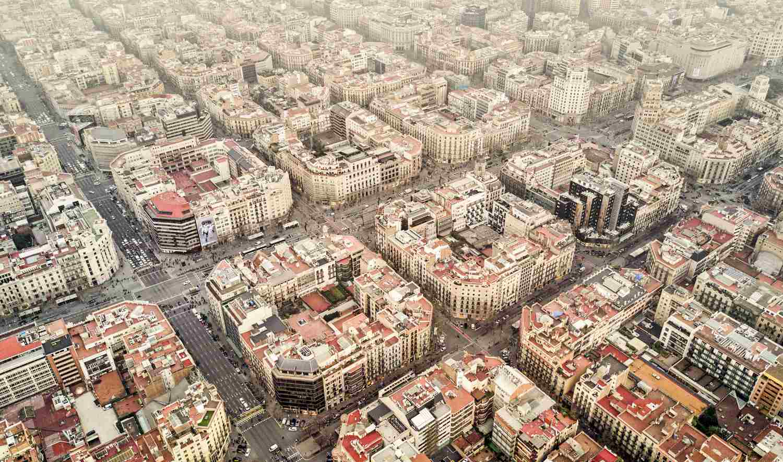 Barrio del Eixample, Barcelona