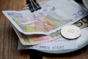 Swedish Kronor currency