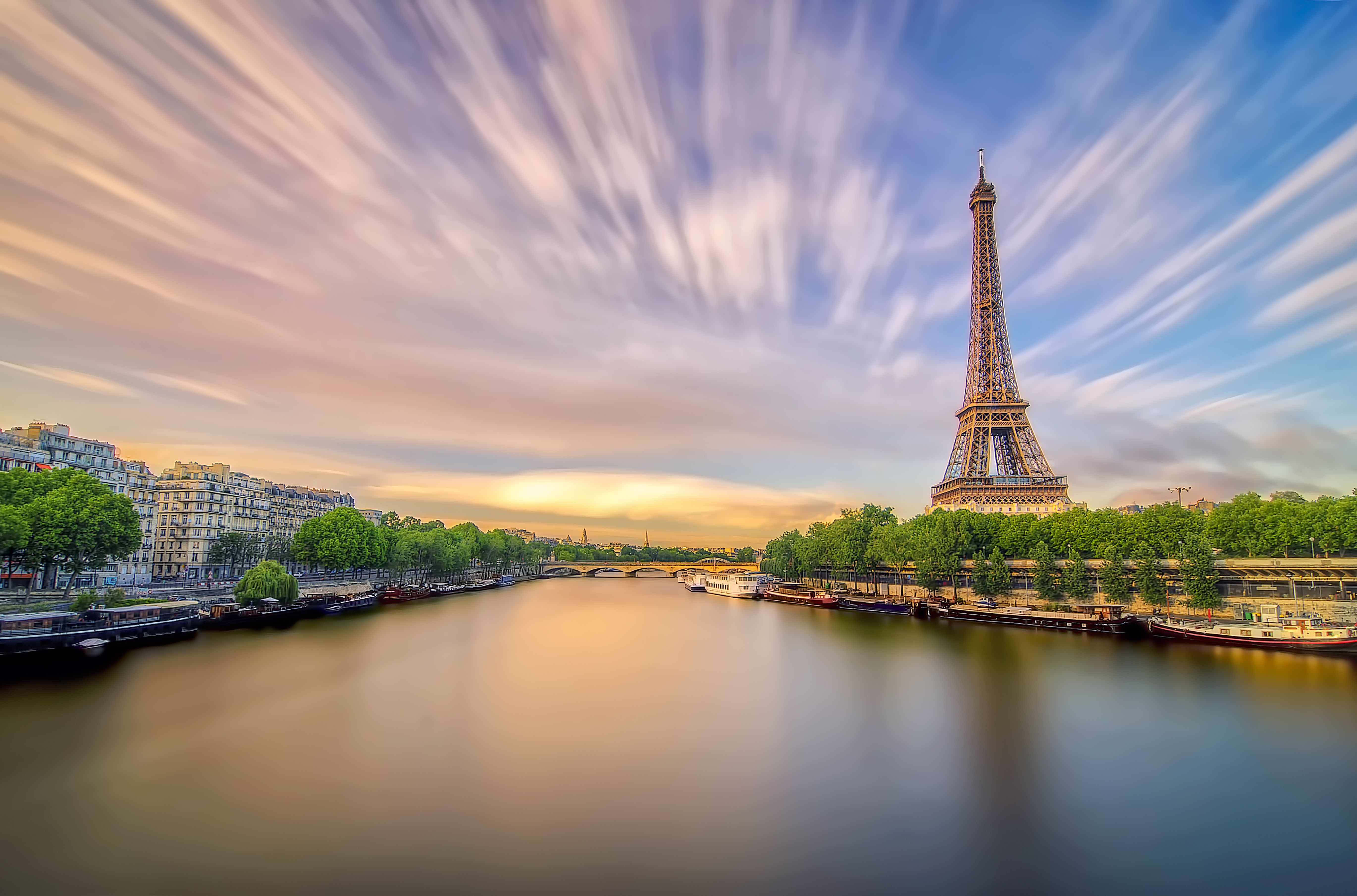 Top 10 Places for Beautiful Sunsets in Paris