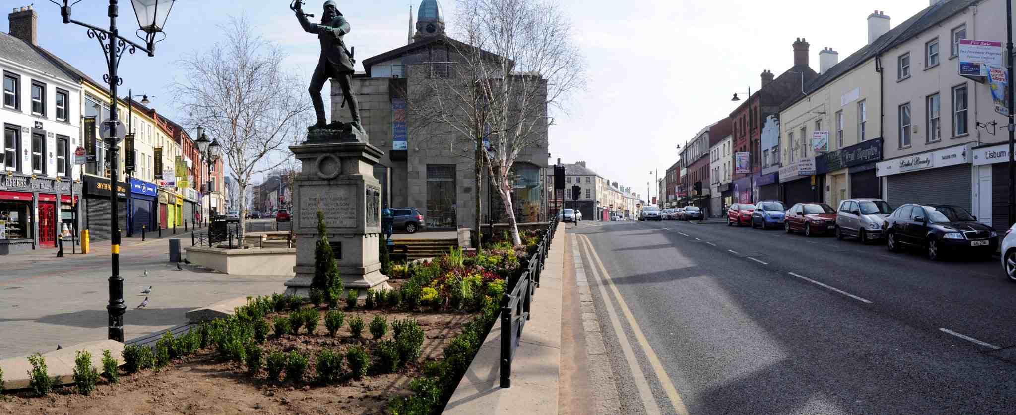 Lisburn, Northern Ireland