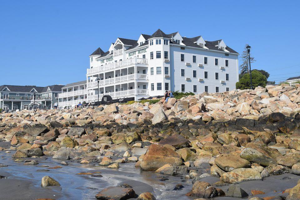 Hoteles en la costa de Maine