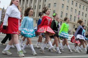 42nd Annual St. Patrick's Day Parade, Washington, DC