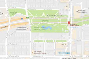 Margaret T. Hance Park (Hance Park) in Phoenix