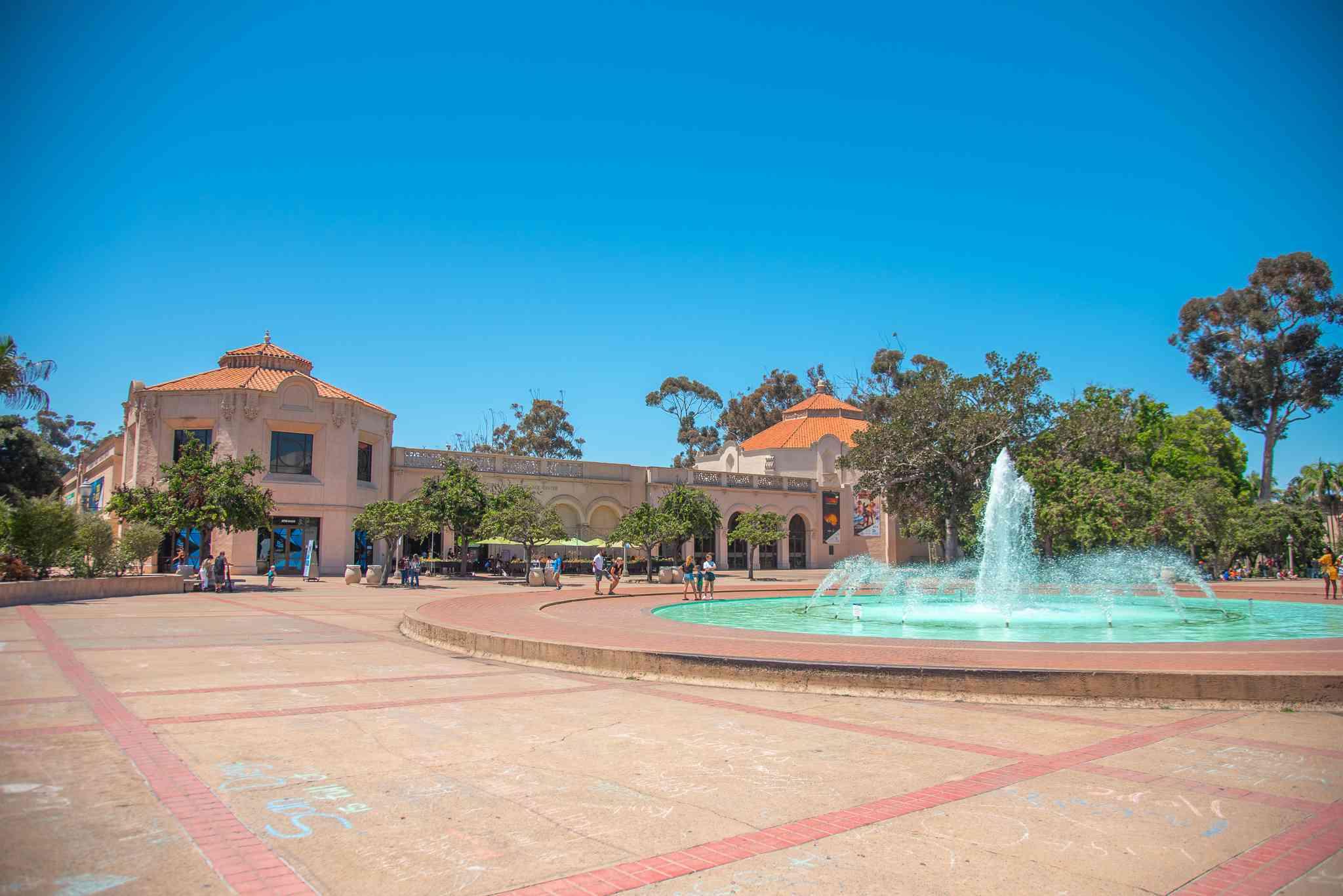 Fleet Science Center in San Diego