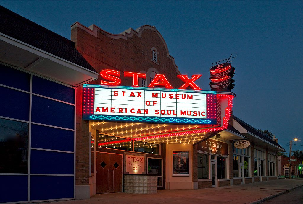 Stax Museum of America Soul Music
