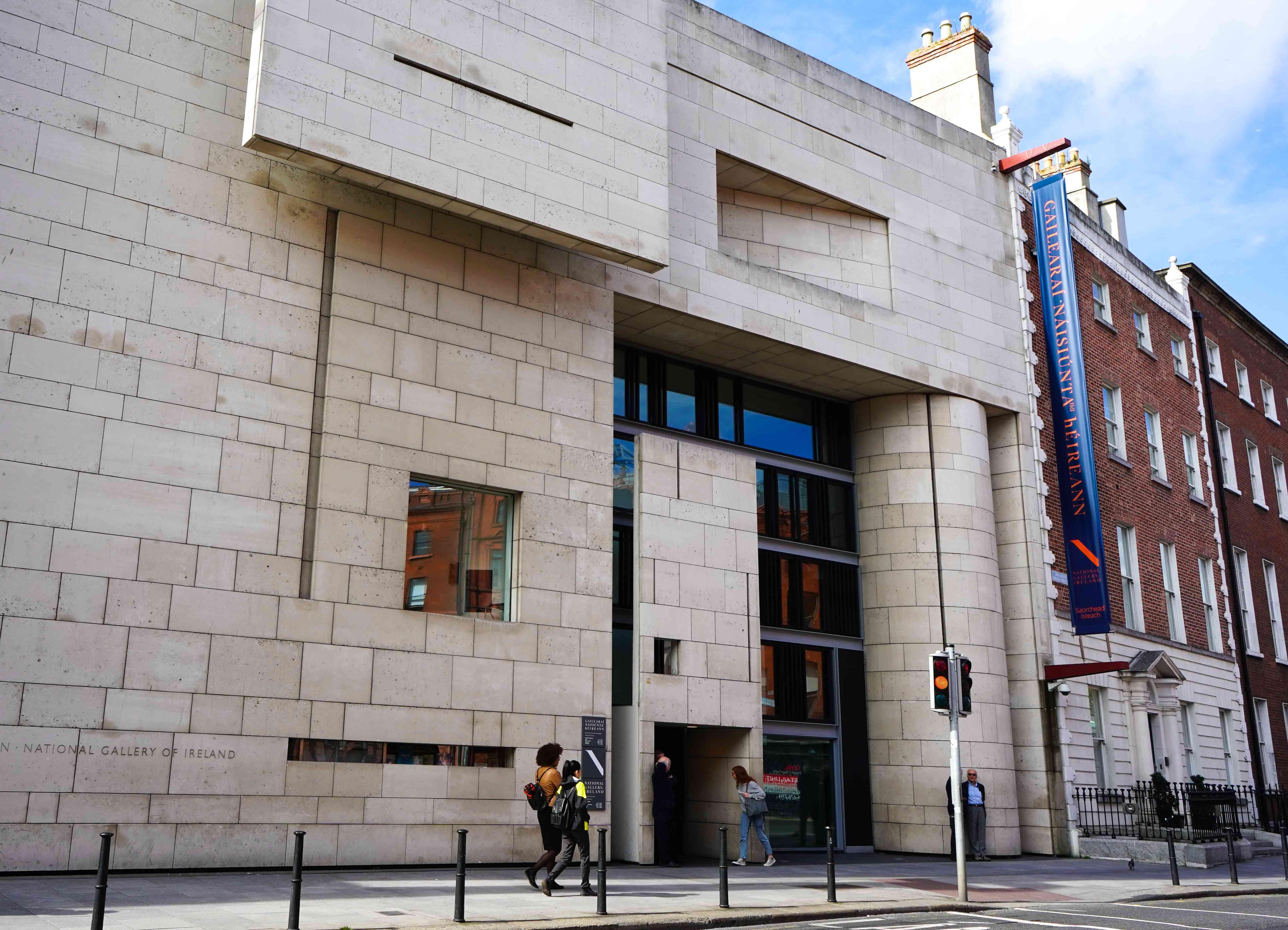 National Gallery of Ireland in Dublin