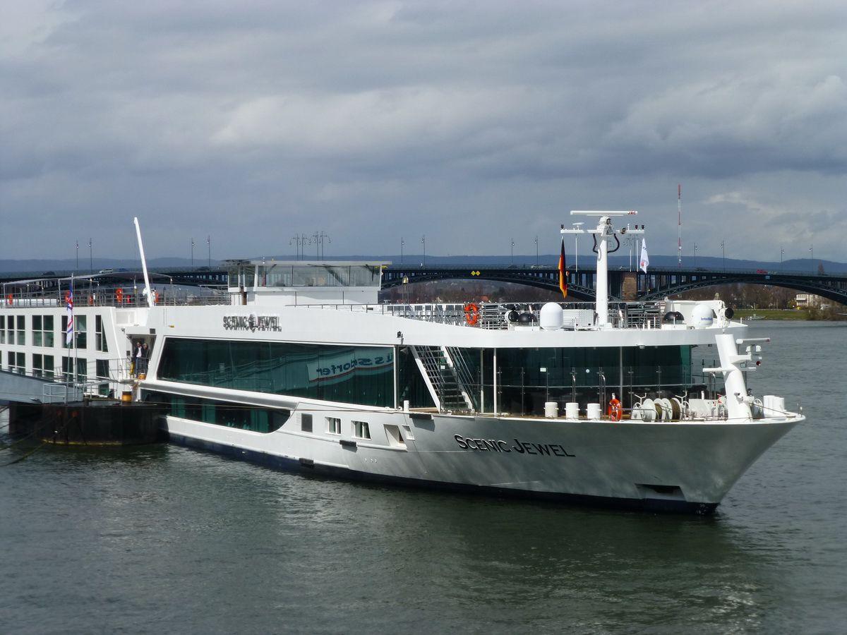 Scenic Jewel River Ship Profile And Tour
