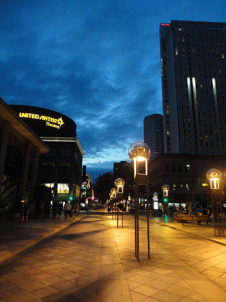 Regal Cinemas In And Around Denver Colorado