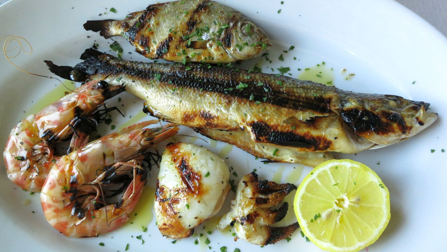 What to Know About Eating Fish in Italy