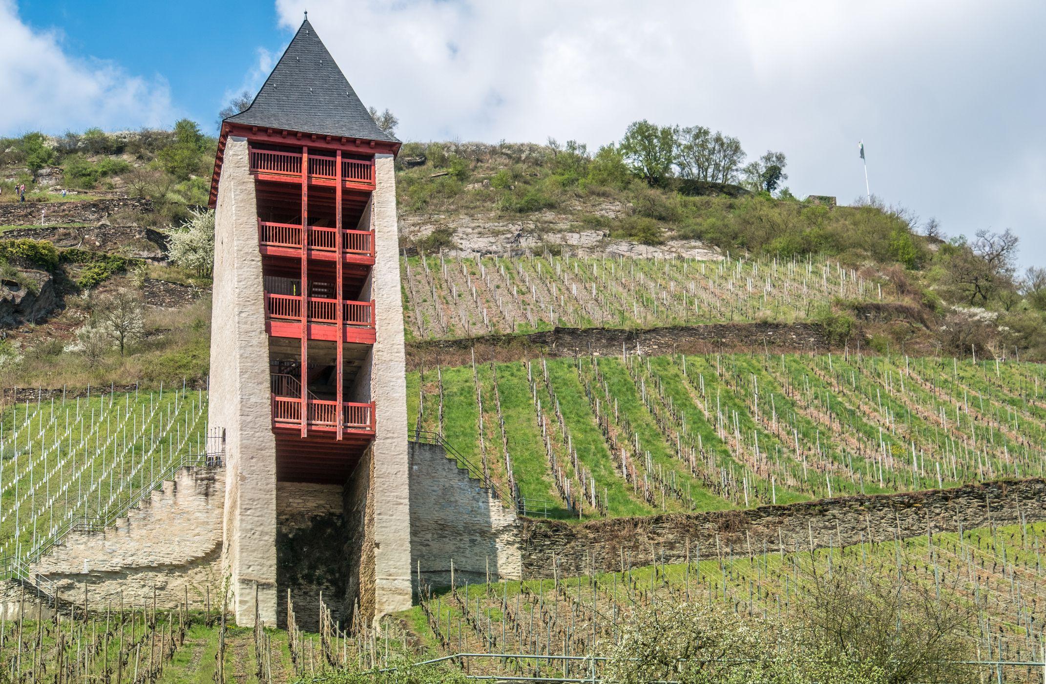 Bacharach's Postenturm