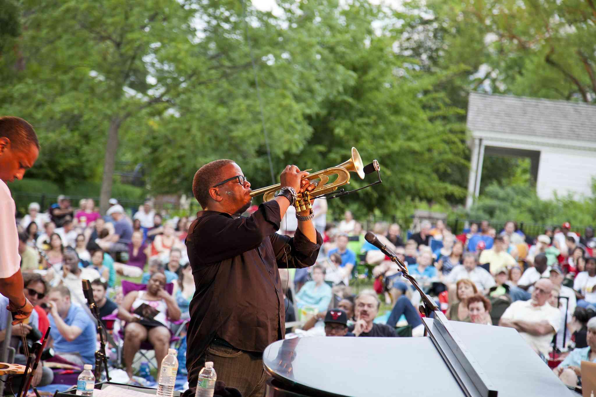 Festival de Música Whitaker en el Jardín Botánico de Missouri