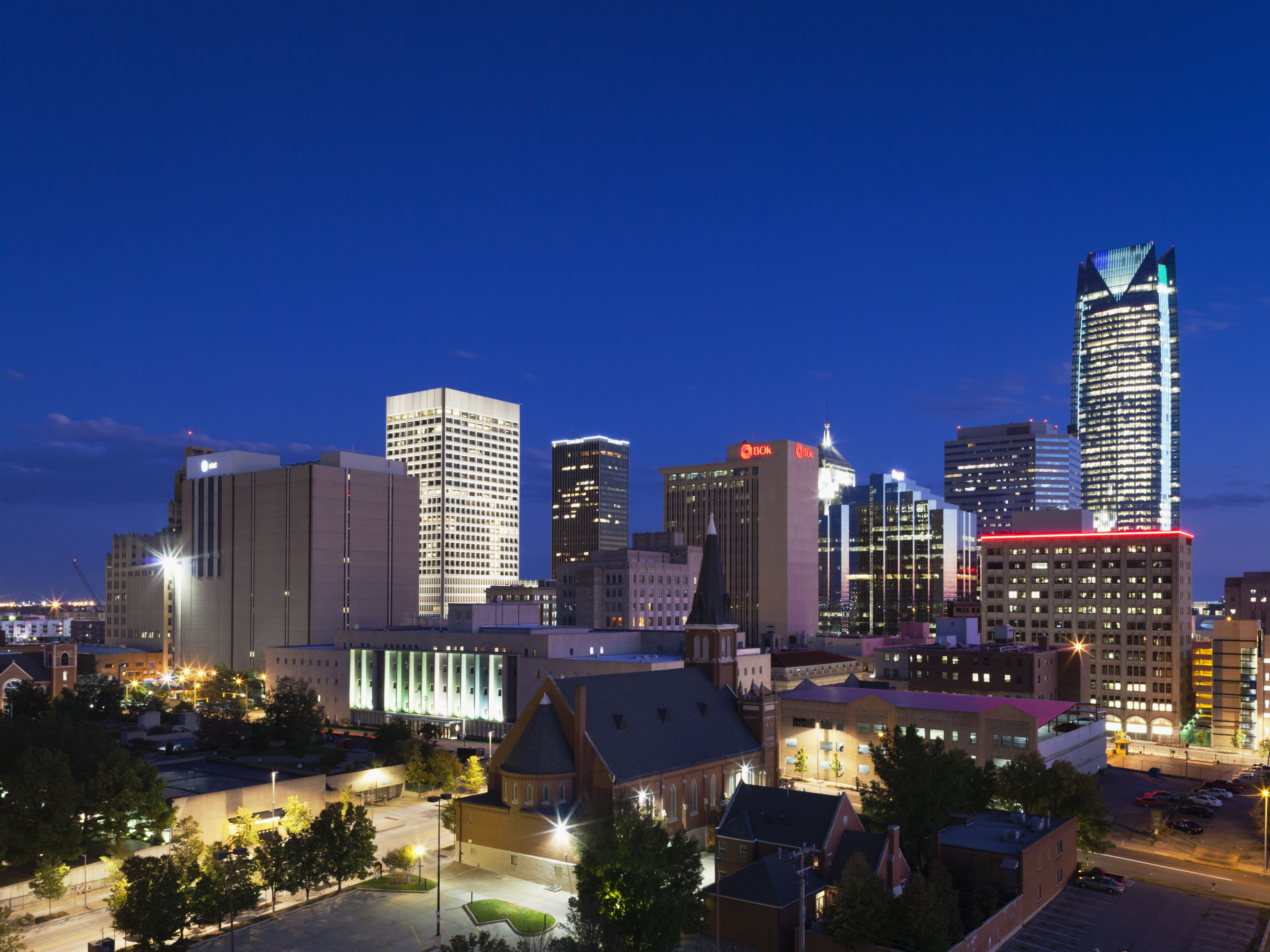 Tulsa Ok Time Zone >> Time Zone And Daylight Saving Information For Oklahoma