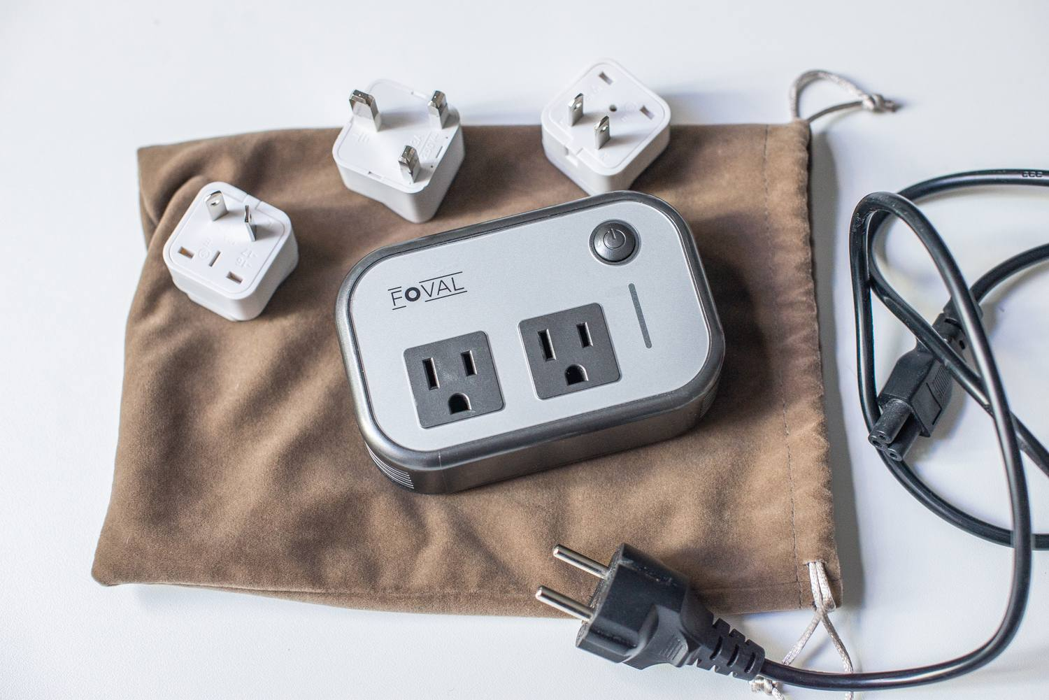 The 8 Best Power Adapters To Buy For European Travel In 2019 Wiring A Plug Top Foval Voltage Converter