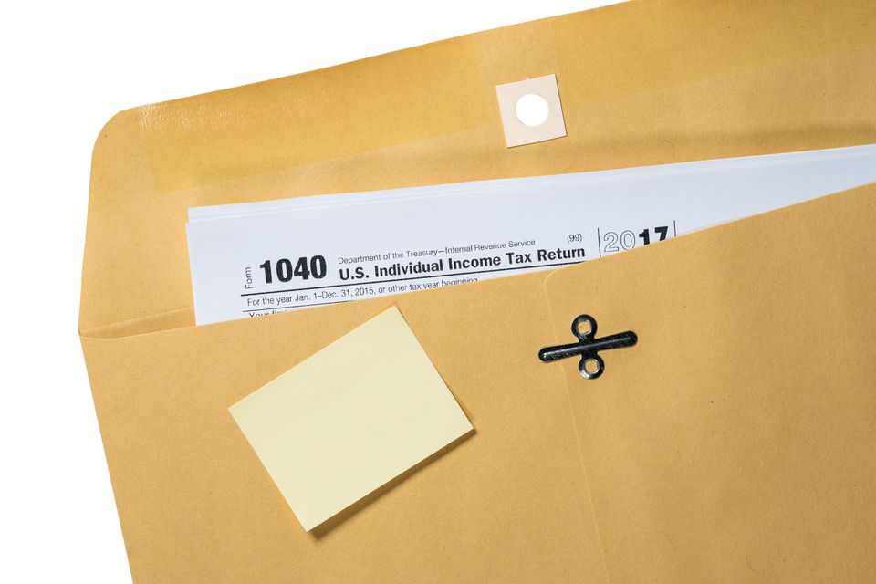 Mailing taxes