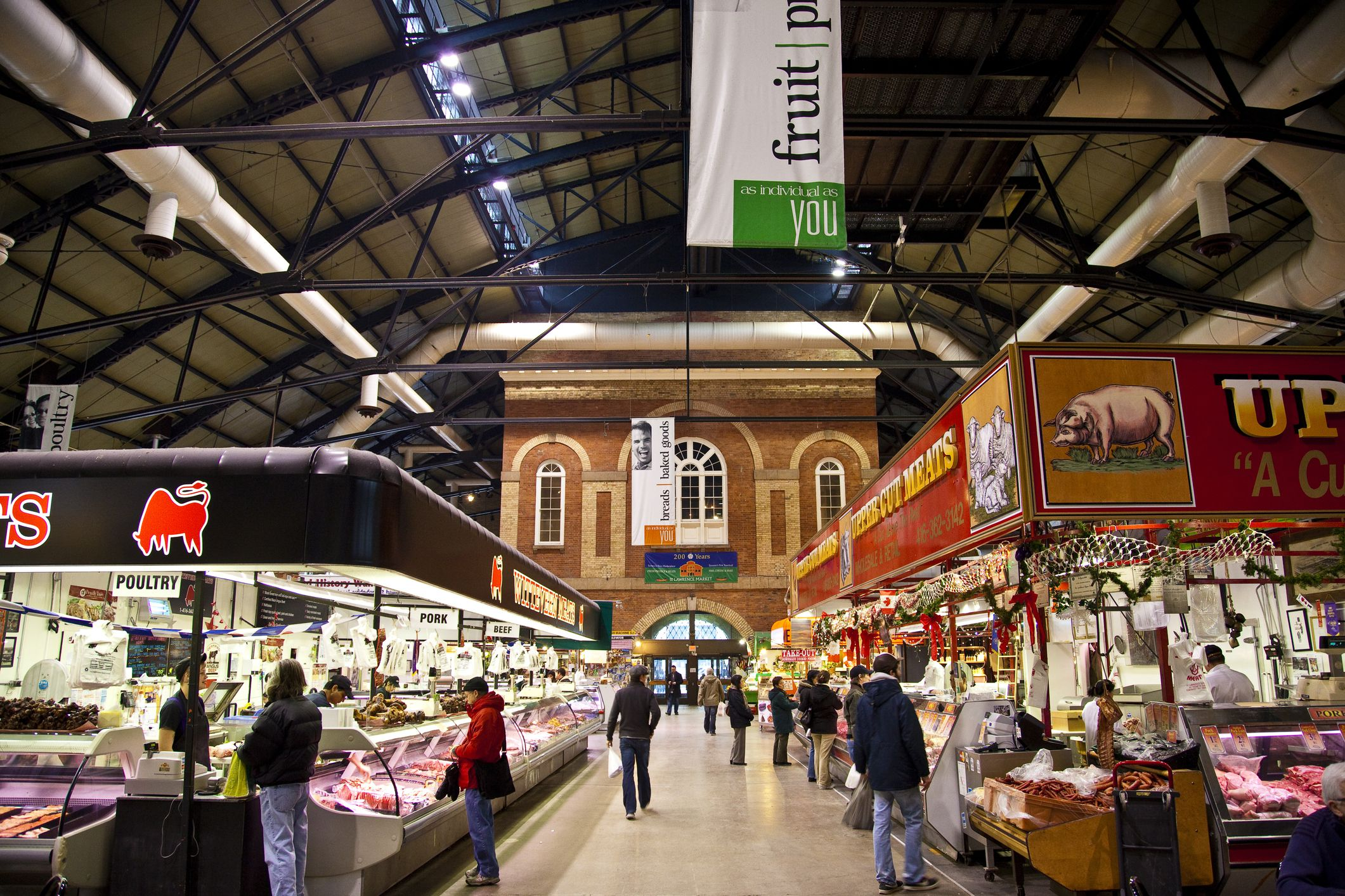 Toronto's St. Lawrence Market: The Complete Guide