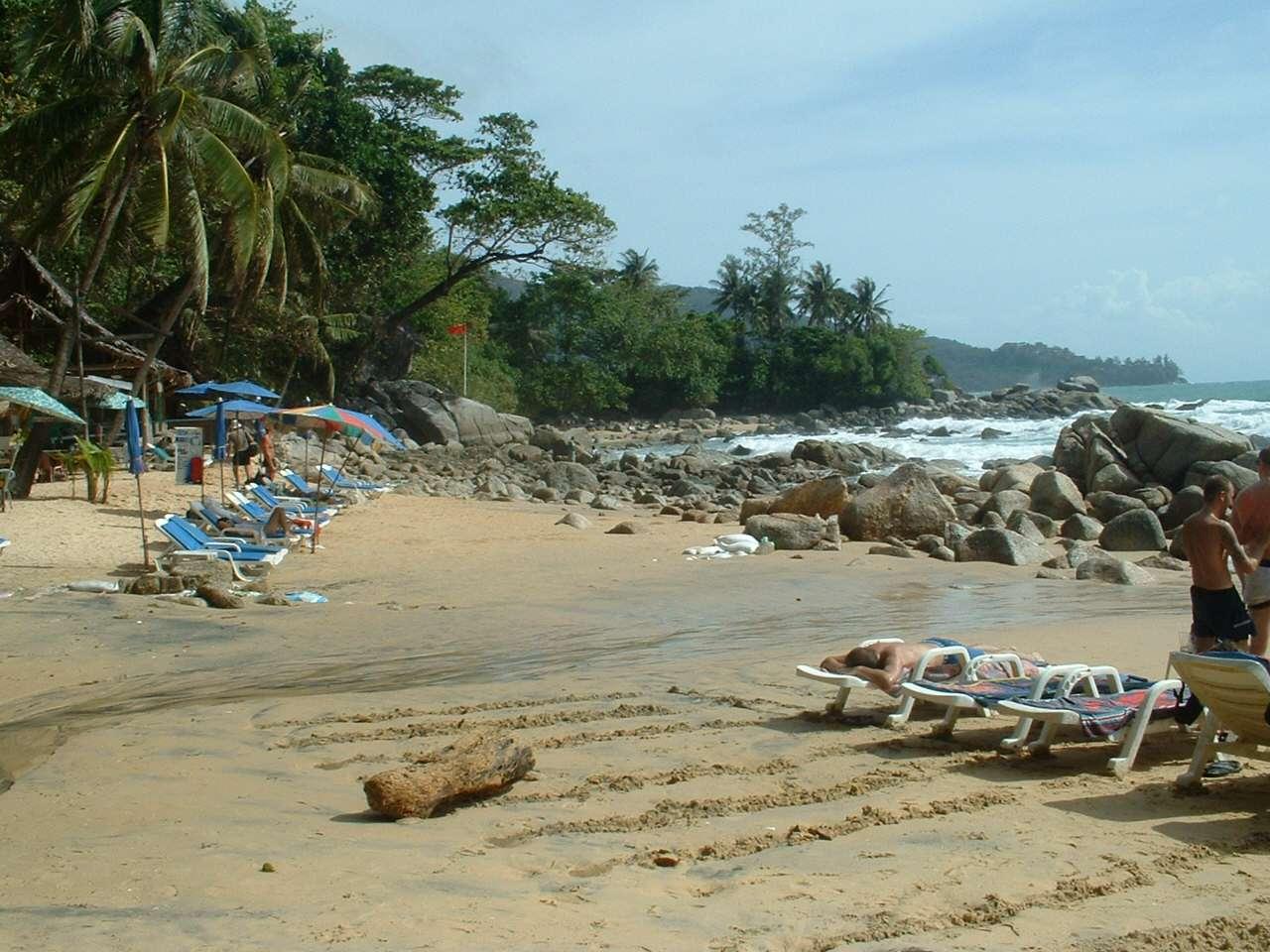Laem Singh Beach, Phuket, Thailand