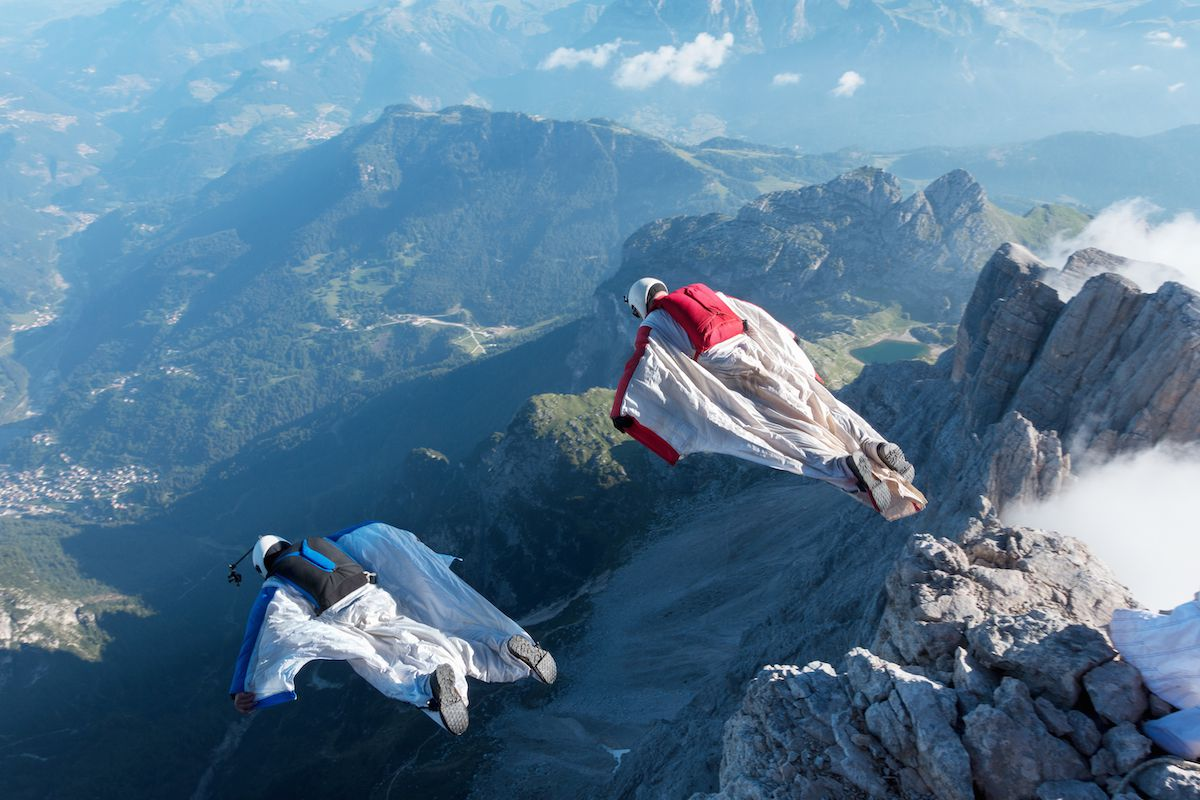 Full Coverage Car Insurance >> Take a leap of faith and give BASE jumping a try!