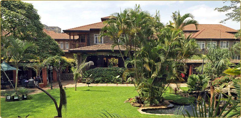 A Top 8 List of the Best Hotels in Nairobi, Kenya