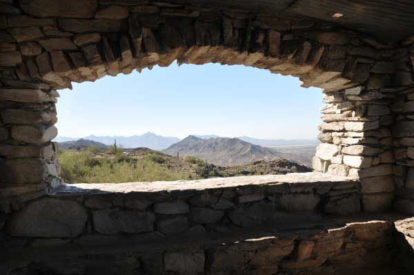 View of Phoenix from South Mountain