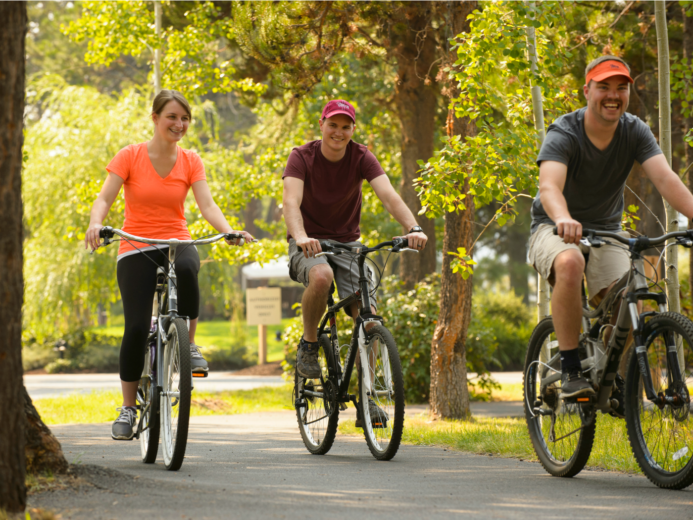 Sunriver Resort bike rentals