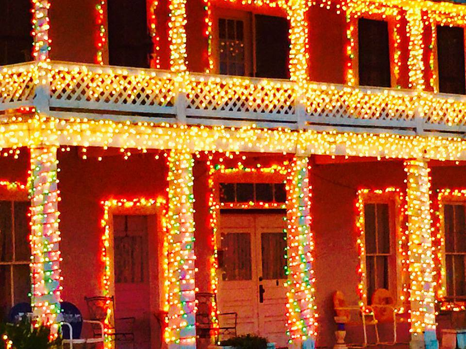 texas hill country christmas lites johnson city texas - Christmas Lites