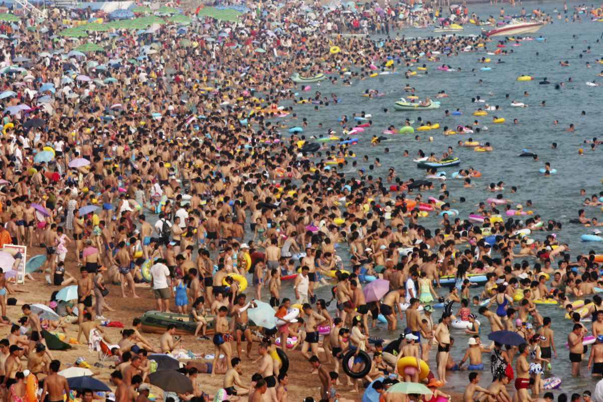 Dameisha Beach